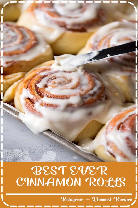 These really are the best cinnamon rolls you BEST EVER CINNAMON ROLLS