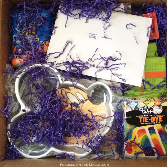 Focused on the Magic: Our #DisneySide @ Home Celebration Unboxing