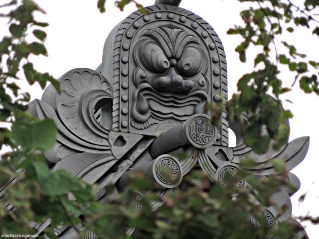 Templo Seishoji en Tokio