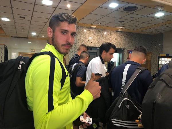Atlético Malagueño, toda la plantilla viaja a Yecla