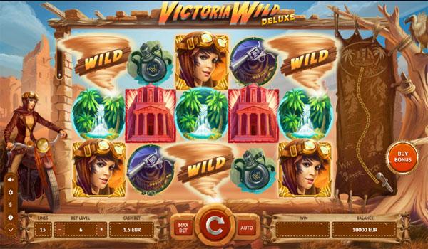 Main Gratis Slot Indonesia - Victoria Wild Deluxe Yggdrasil