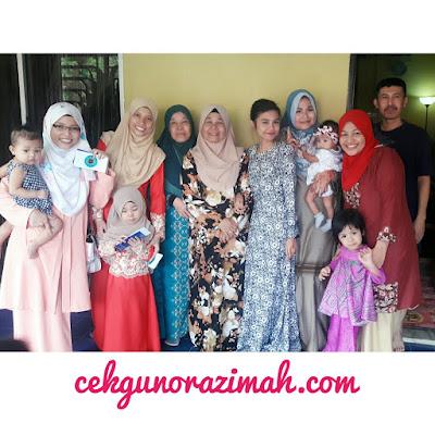 raya 2017, #inikanraya, dhia zahra