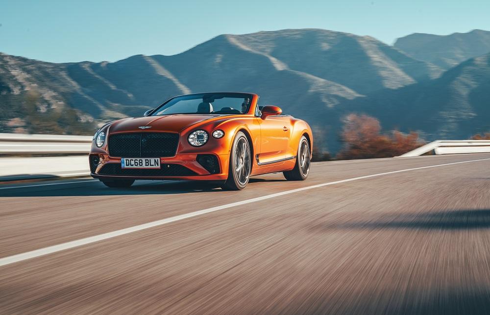 Bentley celebrates record awards in centenary year