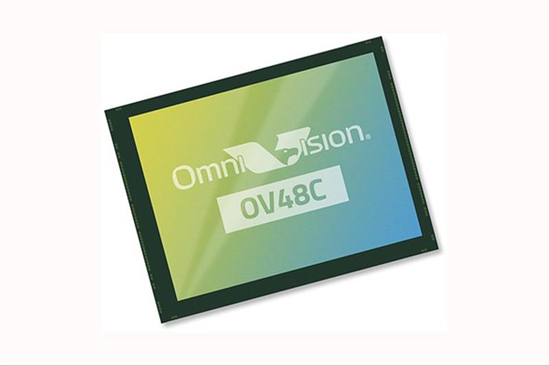 OmniVision releases OV48C with massive 1/1.3-inch sensor size