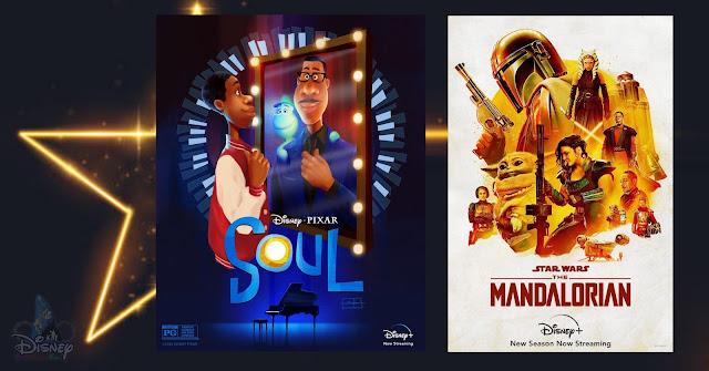 迪士尼與彼思 靈魂奇遇記 Soul 及 Lucasfilm 星戰劇集 The Mandalorian 榮獲最新一屆 Critics Choice Super Awards 殊榮