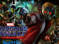 Download Game Guardians of the Galaxy TTG APK MOD