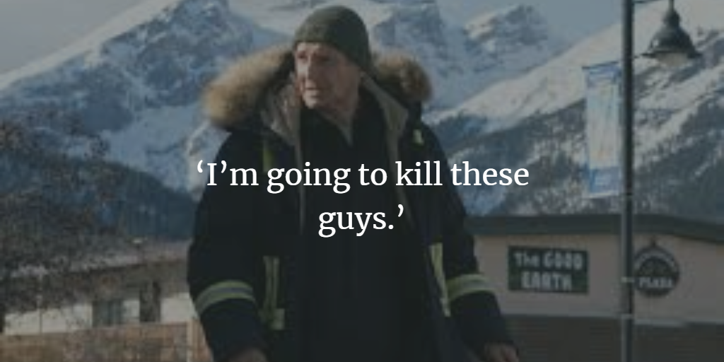 Movie Quotes: Cold Pursuit (2019)