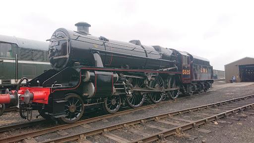 5025 The oldest surviving LMS Black 5