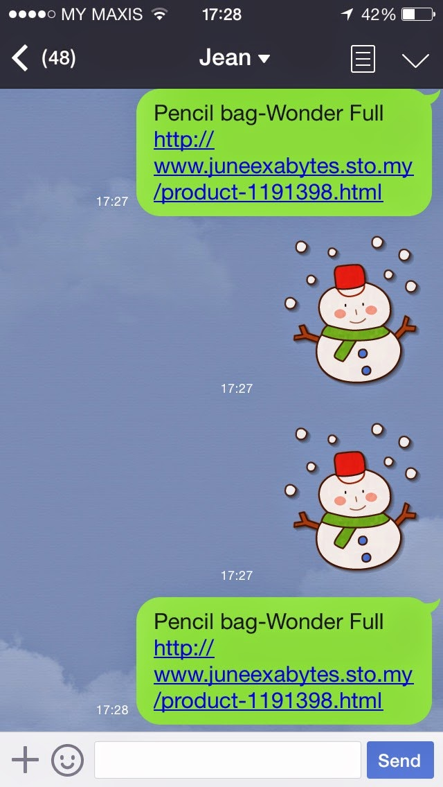 EasyStore is syncing with chat app-LINE now!   EasyStore Blog