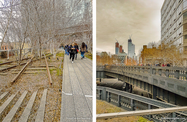 Parque High Line, Nova York