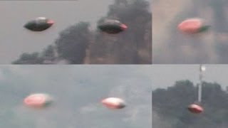 UFO felvétel Mexikóból (2013.jún.24.)