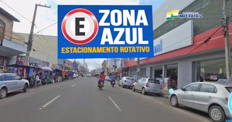 A fabrica de arrecadação do delegado-prefeito tá funcionando a todo vapor, em maio chega a R$ 1 milhão de reais, só de estacionamento!!!