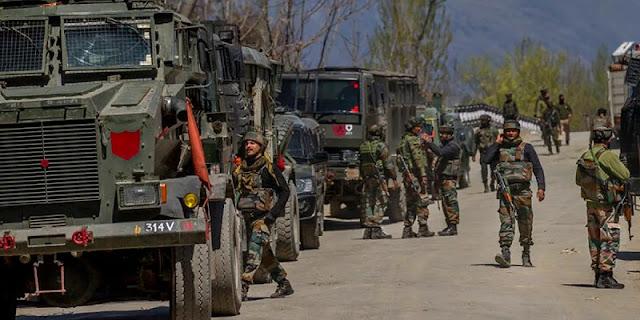 Makin Tegang, India Kerahkan 50 Ribu Tentara Tambahan Ke Perbatasan Dengan China
