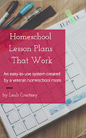 Homeschool lesson plan help
