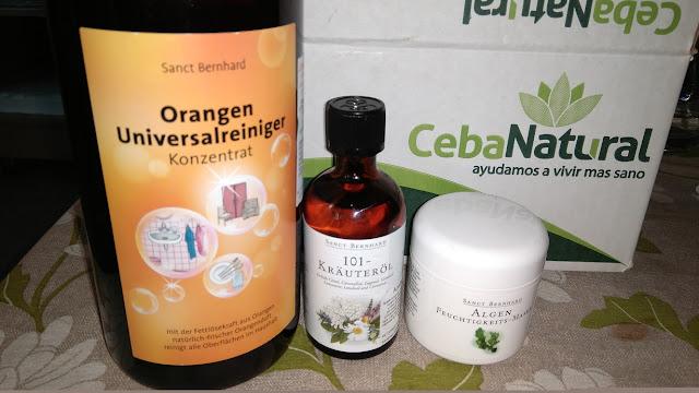 CebaNatural - herboristería de salud y bienestar