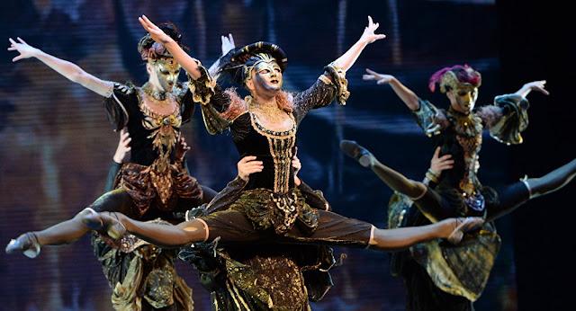 Teatro Nacional de Ópera y Ballet de Armenia se va de gira