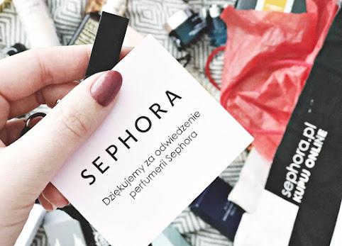 Sephora Trend Report Wiosna 2018.Relacja, parę zdjęć i prezenty z Sephora Trendy.