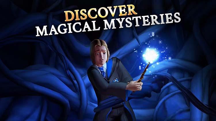 Mau Belajar Jadi Penyihir? Mainkan Game Harry Potter: Hogwarts Mystery Ini Sekarang