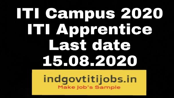 ITI  Campus jobs 2020|| ITI Jobs || maruti suzuki iti campus 2020