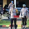 Pasca Terror Bom di Makassar, Kapolres Takalar Tegaskan Personil  Tingkatkan Kewaspadaan