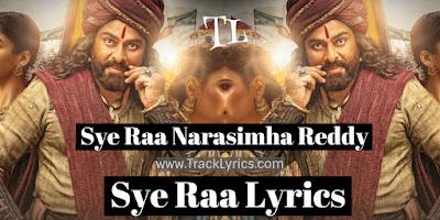 sye-raa-lyrics