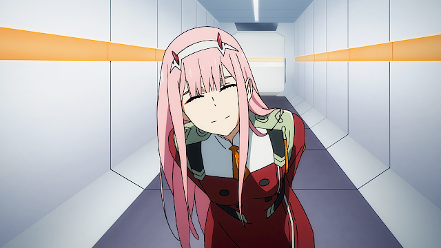 zero two darling in the franxx