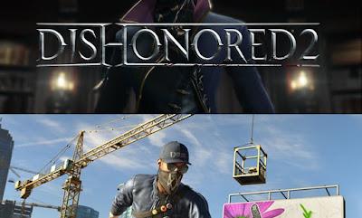 כך נראים Watch Dogs 2 ו-Dishonored 2 ברזולוציית 4K על גבי ה-PS4 Pro החדש
