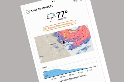Apple steals one of the most popular weather apps on Android