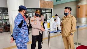 Launching Penerbangan Kargo Rute Bandara Internasional Kertajati ke Bandara Hang Nadim