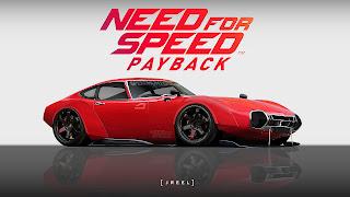 NFS Payback Wallpaper