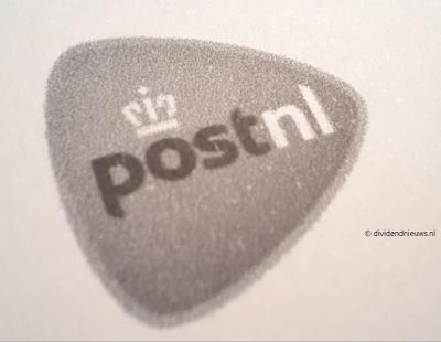 Aandeel postnl logo 2021