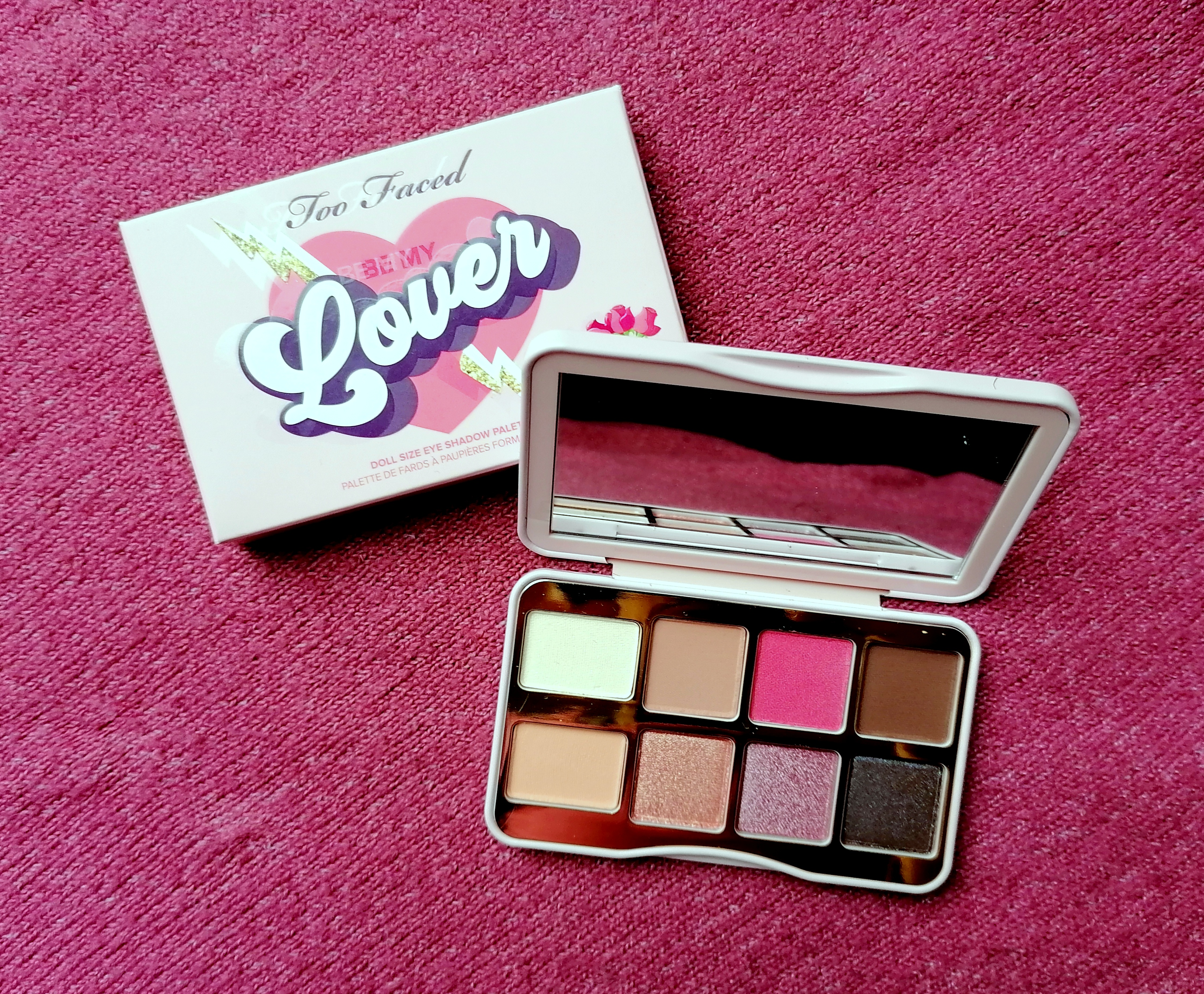Be My Lover ❤ Too Faced