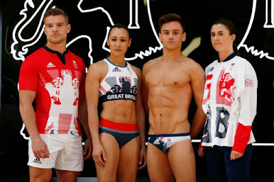 Rio 2016 - Uniformes GB