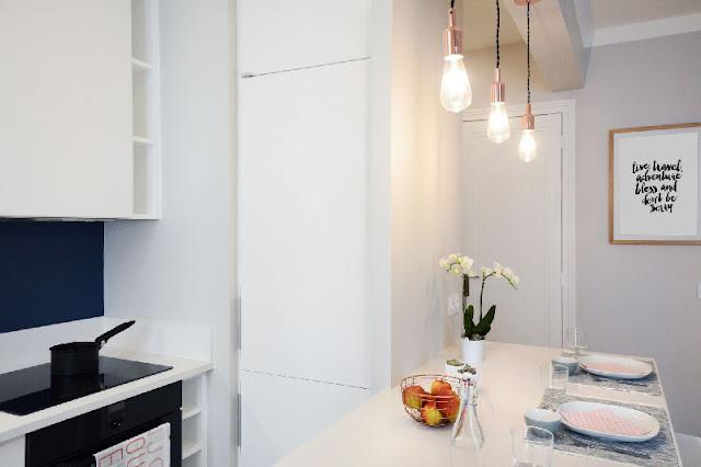 Vivere bene in 30 mq: monolocale parigino arredato al centimetro