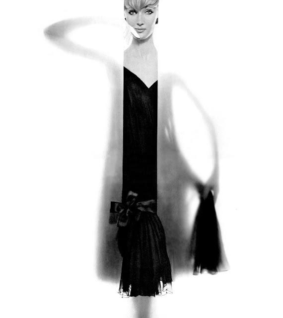 1958. Evelyn Tripp by Erwin Blumenfeld