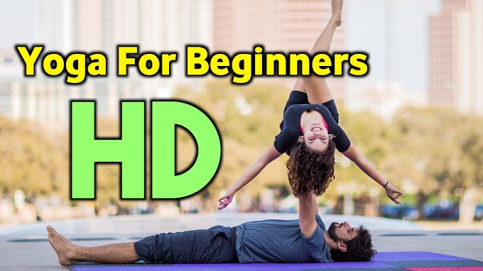 Yoga For Beginners - Yoga Exercises At Home 2021..
