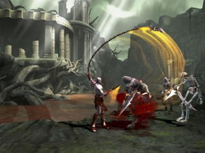 computer god of war games free