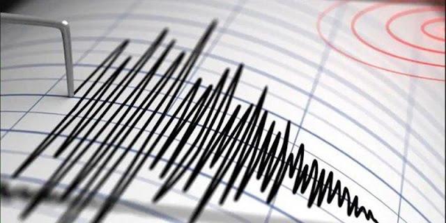 Mamuju Diguncang Gempa Lagi Berkekuatan M 5,2