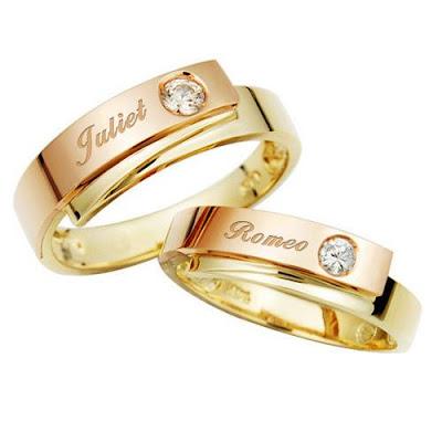 cincin tunangan perak 925