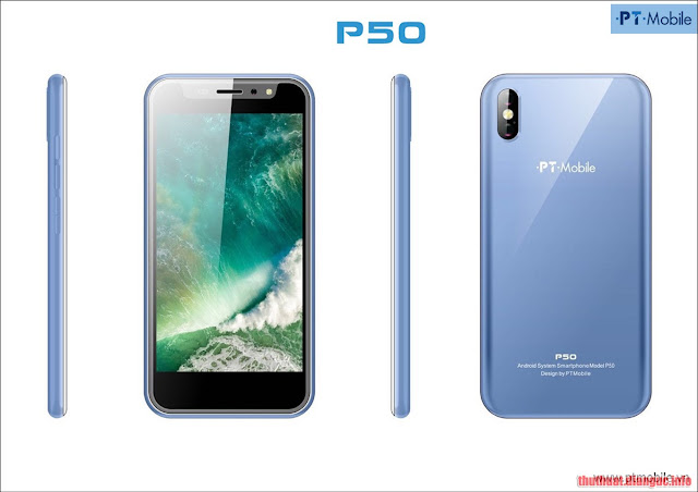 Rom stock cho PT Mobile P50 (SC7731) (Android 6.0)