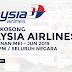 Malaysia Airlines Buka 200+ Jawatan Kosong Minima SPM Permohonan Mei - Jun 2019