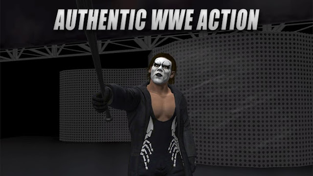 WWE 2K Mod Apk Download