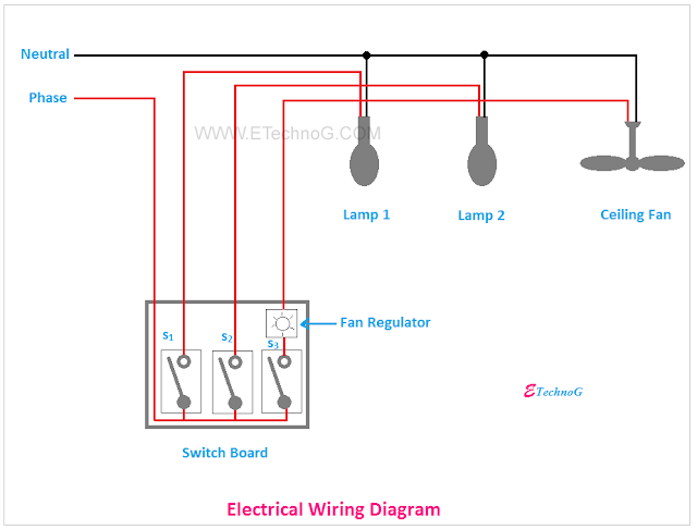 Electrical Wiring Diagram, Wiring Diagram