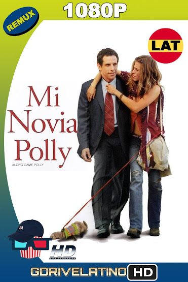 Mi Novia Polly (2004) BDRemux 1080p Latino-Ingles MKV