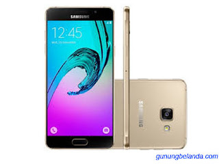 Cara Flashing Samsung Galaxy A7 2016 SM-A710M