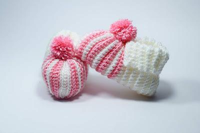 4 - Crochet Imagenes Babuchas para bebés a crochet y ganchillo. Majovel Crochet.