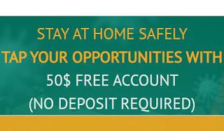 Noor Al Mal $50 Forex No Deposit Bonus