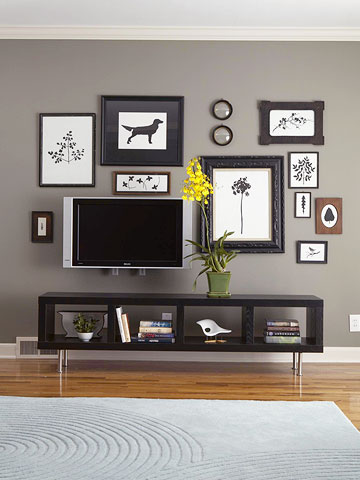 The Well Hidden Tv Clever Disguises For That Big Black
