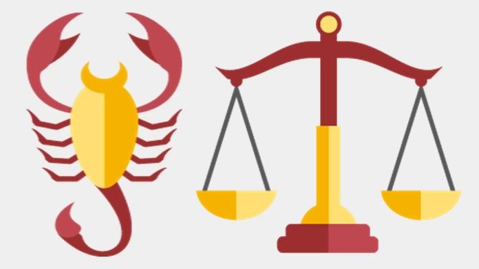 Segno Scorpione ascendente Bilancia