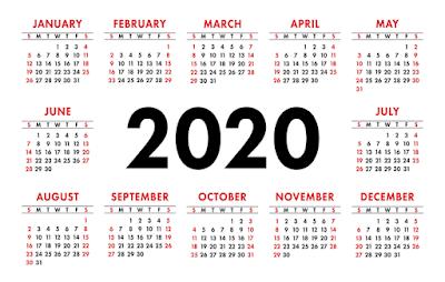 Terbaru!!! Revisi Kalender 2020, 4 Hari Tambahan Libur  Nasional